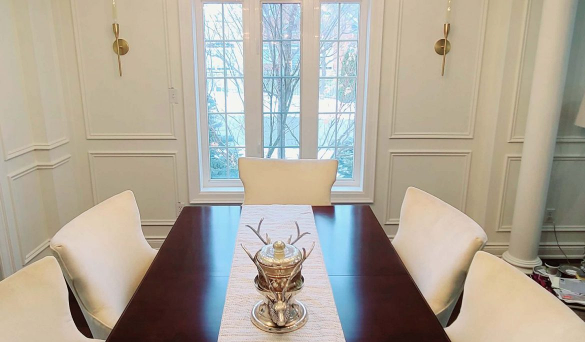 How Wainscoting Changes the Whole Interior?